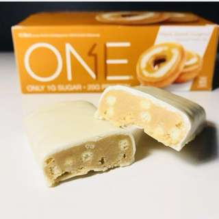 Protein Bar by ONE Oh Yeah!