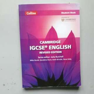 Igcse english first language
