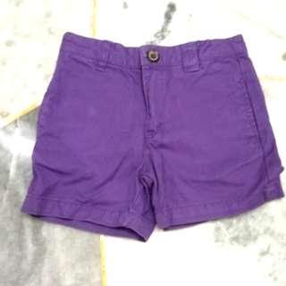 Girl shorts pant 2T