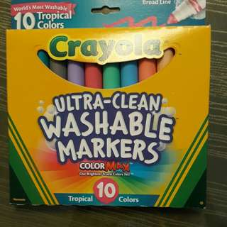 Ultra-clean Crayola Washable Markers