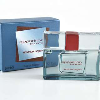 Emanuel Ungaro Apparition Homme - Perfume - 5ml