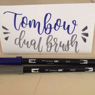 Clearance: Tombow ABT Dual Brush Pens