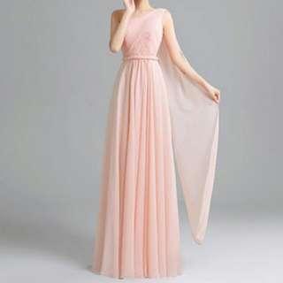 Bridesmaid Dress Blush/Pink