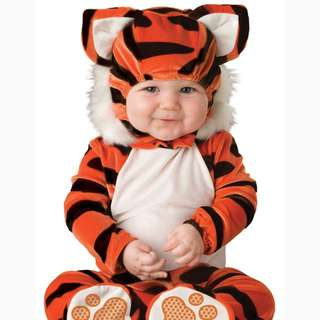 Tiger costume for baby