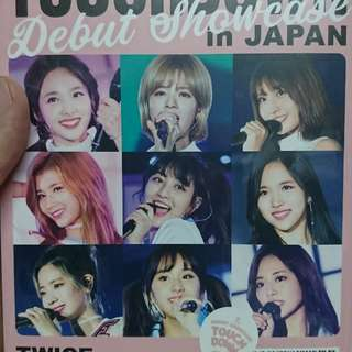 (全新未拆)TWICE DEBUT SHOWCASE 《ONCE JAPAN限定盤 Blu-ray》