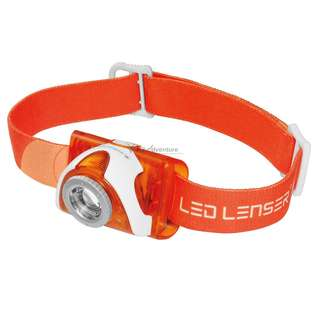 LED Lenser SEO 3 (100 Lumens 7 Year Warranty)