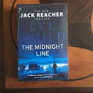 The Midnight line (Jack Reacher 22) - Lee Child