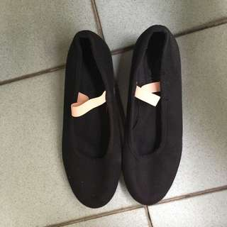Royal Academy of Dance Ballet Character Shoes