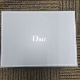 Authentic DIOR Grey Box