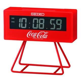 精工 SEIKO x Coca Cola Clocks Limited Edition QHL901R