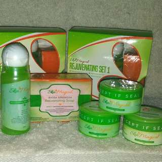 Skin Magical Rejuvenating Set 1
