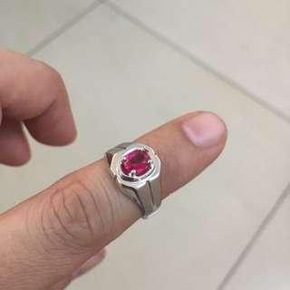 S925 Rhodium Jewellery Ring
