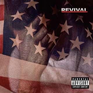 Eminem – Revival CD