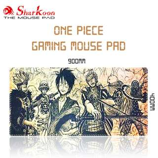 One Piece Gaming Mouse Pad