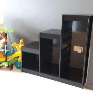 Ikea children kids storage Trofast