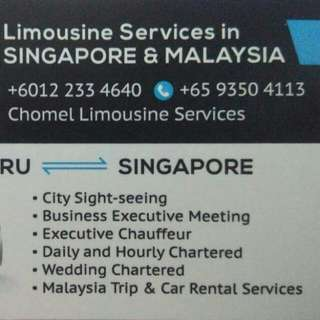 Car Rental in Jb