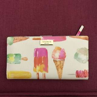 BN Kate Spade Stacy wallet
