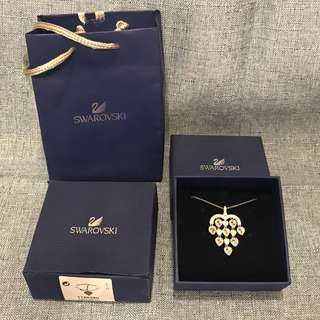 Swarovski Sensible Hearts Pendant Necklace (1156280)