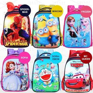 Readystock Kids Backpack / School bag