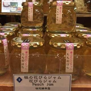 桃花瓣果醬