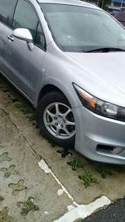 Honda stream whole car spare parts available