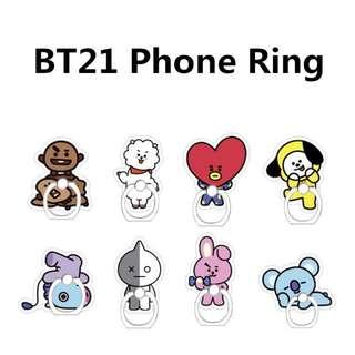 BT21 RING STENT [PRE-ORDER]