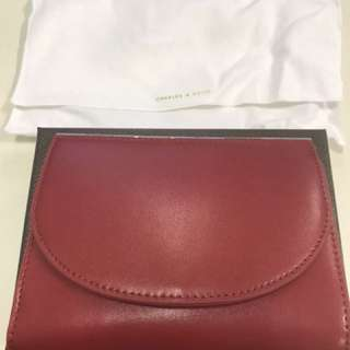 Brand New Red Wallet/Passport Holder