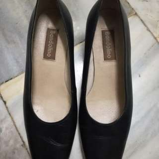 BANDOLINO Black Pumps Size 8.5