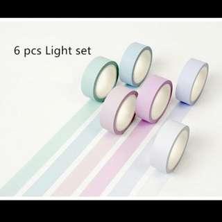 [PO] Washi Tape Set