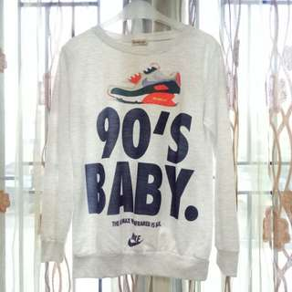 Sweater Nike Air Max Import