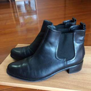英國 Marks & Spencer 短靴
