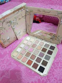 Too faced eyeshadow collection sephora