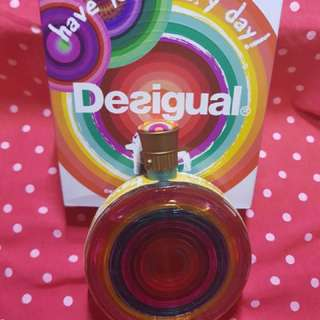 Authentic Desigual Fun 100ML