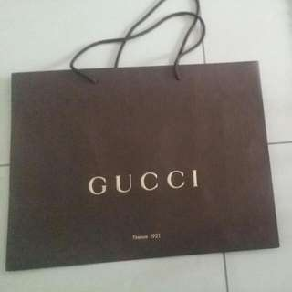 Gucci Paperbag