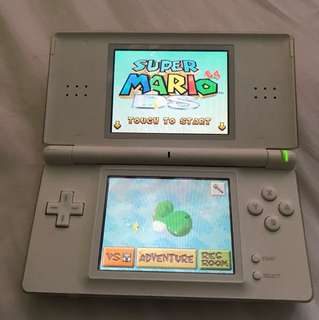 Trade or sell Nintendo ds mint with bomberman mario64