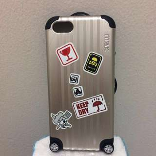Softcase Iphone 5/5s