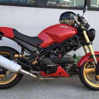 Ducati m400