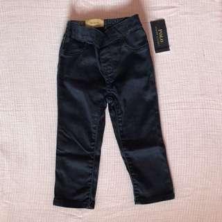 Jeans legging pants (24m) blue colour