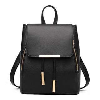 Mini backpack (black)