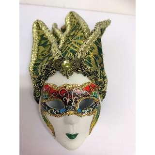 Venetian Mask Decoration