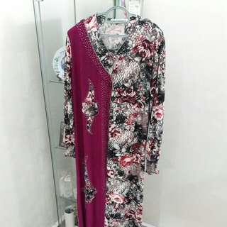Jubah for sale - Size 46