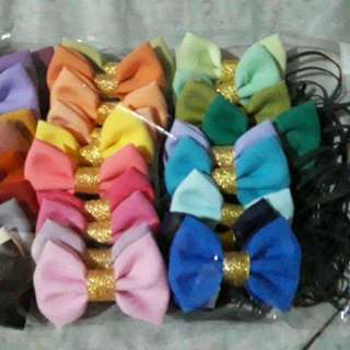 30pcs Turban head bow for little girls and infant (MTO)