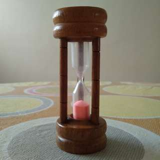 Vintage Hour Glass