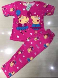 Kids terno Pantulog for girls 5-7 years old