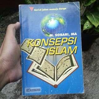 Konsepsi Islam by M. Sobari, MA