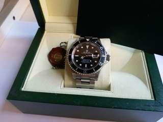 Rolex 16610 Submariner K頭