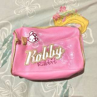 Robby Rabbit Pouch