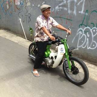 Street cub basic Legenda 2