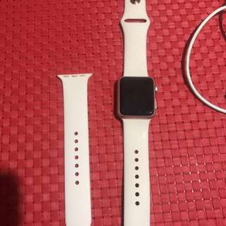 Brand new Apple Watch rose gold