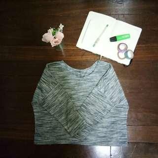 Striped Shirt 3/4